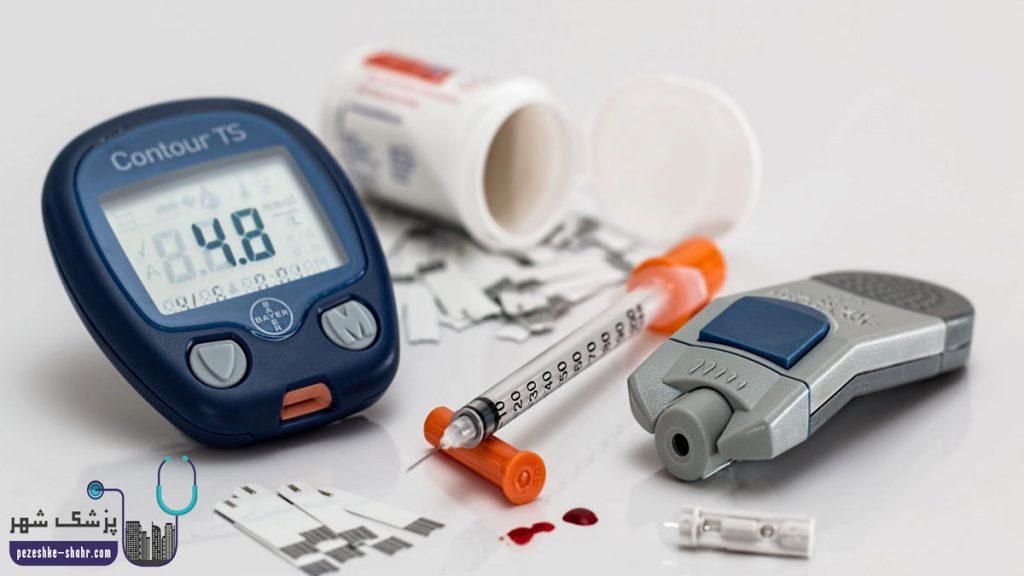 کلینیک دیابت در شیراز