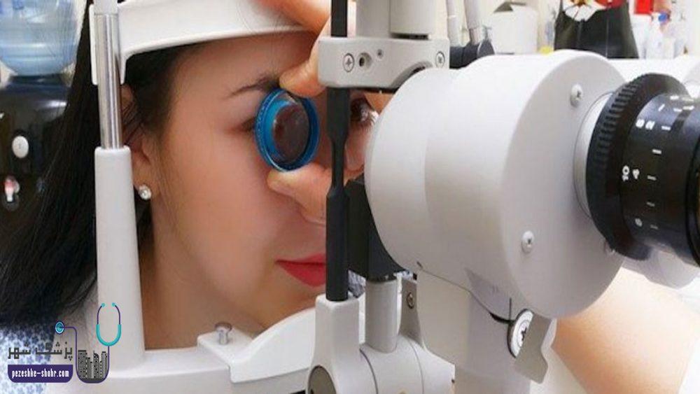 فوق تخصص شبکیه چشم در شیراز